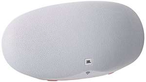 Amazon: JBL PLAYLISTWHT Bocina Inteligente Playlist color Blanco (Aplica Prime)