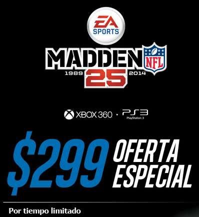 Game Planet: Madden NFL 25 $299