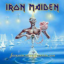 Amazon: Iron Maiden Seventh Son of a Seventh Son Vinyl