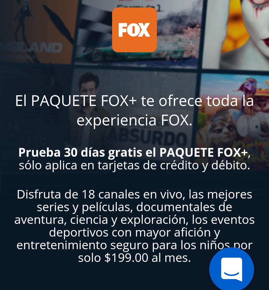 FOX, HBO, NICK JR, CRACKLE GRATIS 1 MES GRATIS CLARO VIDEO