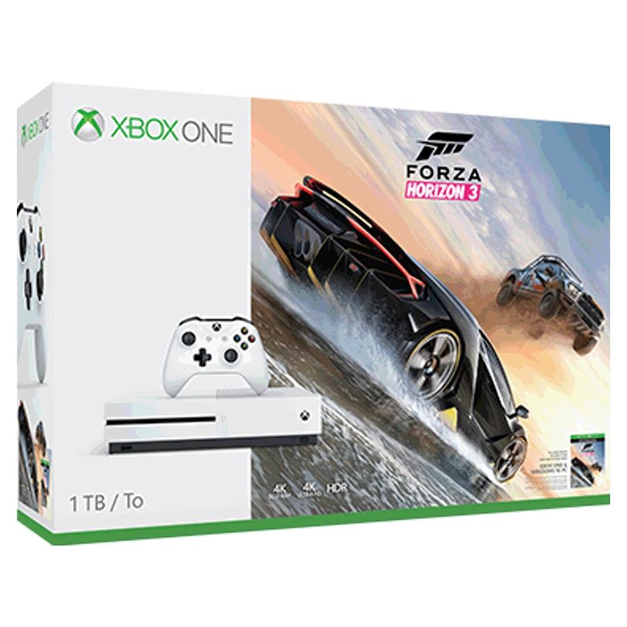 Radioshack: Xbox One S 1TB + Forza Horizon 3 (precio con CitiBanamex)