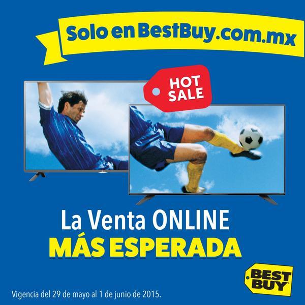 Promociones de Hot Sale 2015 en Best Buy