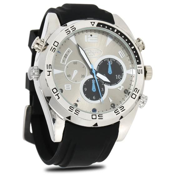 CAFAGO: Reloj Coqueto Camara Espia al puritito estilo Julio Bond