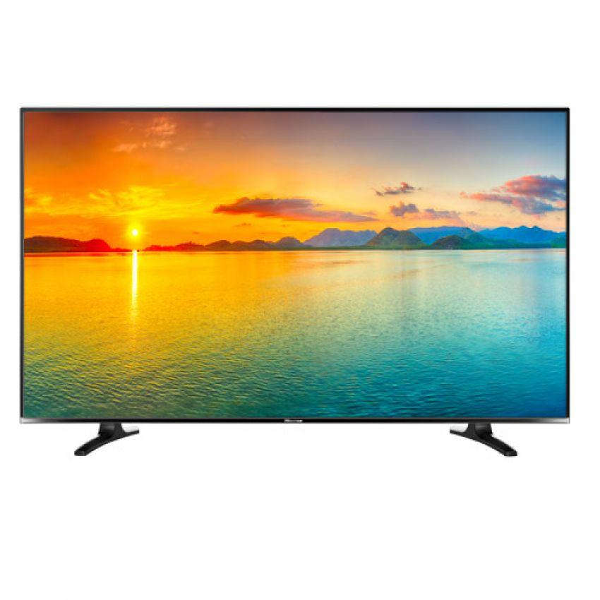 """Promoción del Hot Sale 2015 en Linio: TV Hisense LED Smart TV Full HD 55"""" Reacondicionado a $8,499"""