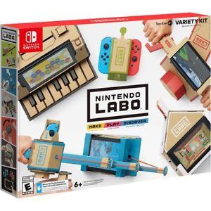 Ebay: Nintendo Labo - Variety Kit