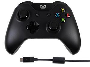 PCEL: Control inalámbrico para Xbox One con cable