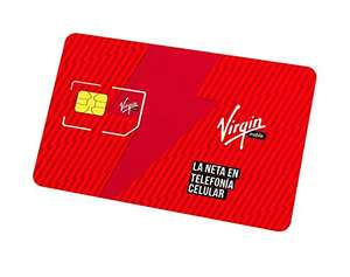 Amazon: 2 meses de Virgin Mobile Chico de $198 a $99
