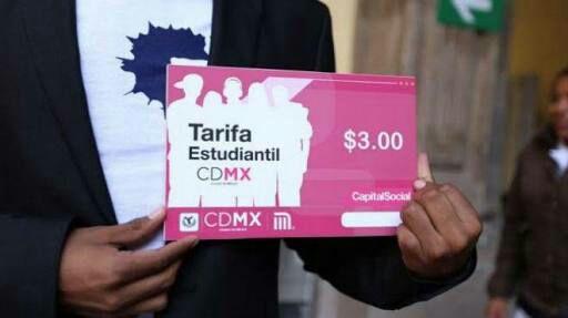 CDMX: Metro a 3 pesos para Estudiantes, Jefas de familia y Desempleados