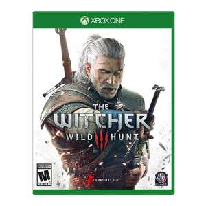 Hot Sale Walmart: The Witcher 3 Wild Hunt Xbox One $711 o menos