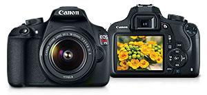 HOT SALE Canon: EOS Rebel T5 + Lente EF-S 18-55mm f/3,5-5,6 II (REACONDICIONADO)