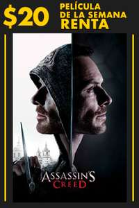 Cinépolis klic: Assassin's Creed Renta HD