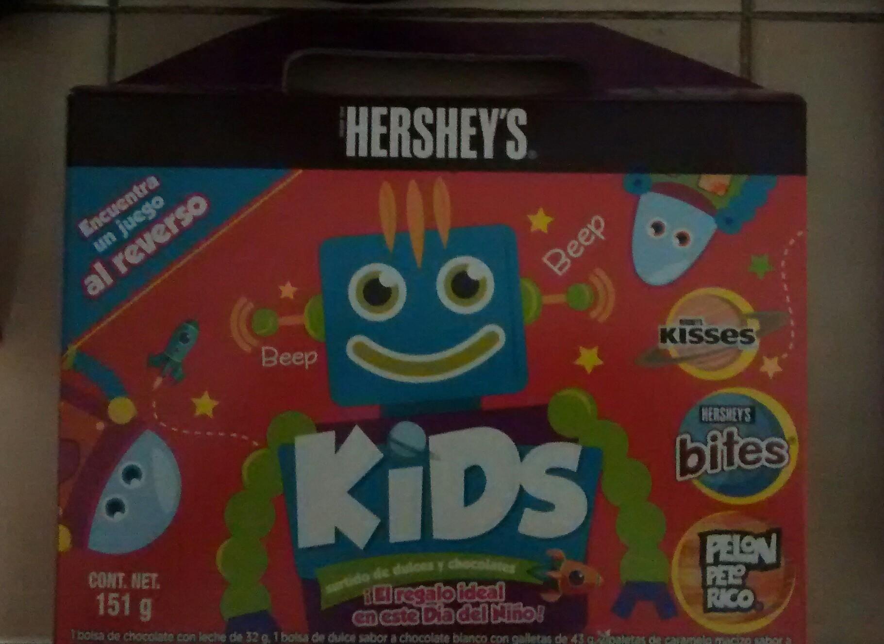 Walmart: Caja con Surtido de dulces y chocolates de la marca HERSEY'S a $10.03