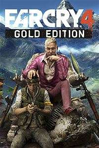 Microsoft Store Far Cry 4 Gold Edition para Xbox One en $279