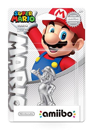 Amazon: Amiibo Mario Silver o Pac-Man $13 dólares + envío
