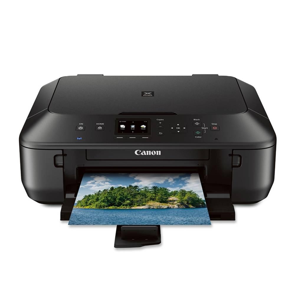 Hot Sale 2015 en Walmart: Multifuncional Canon Pixma MG5510 Negro WIFI a $510