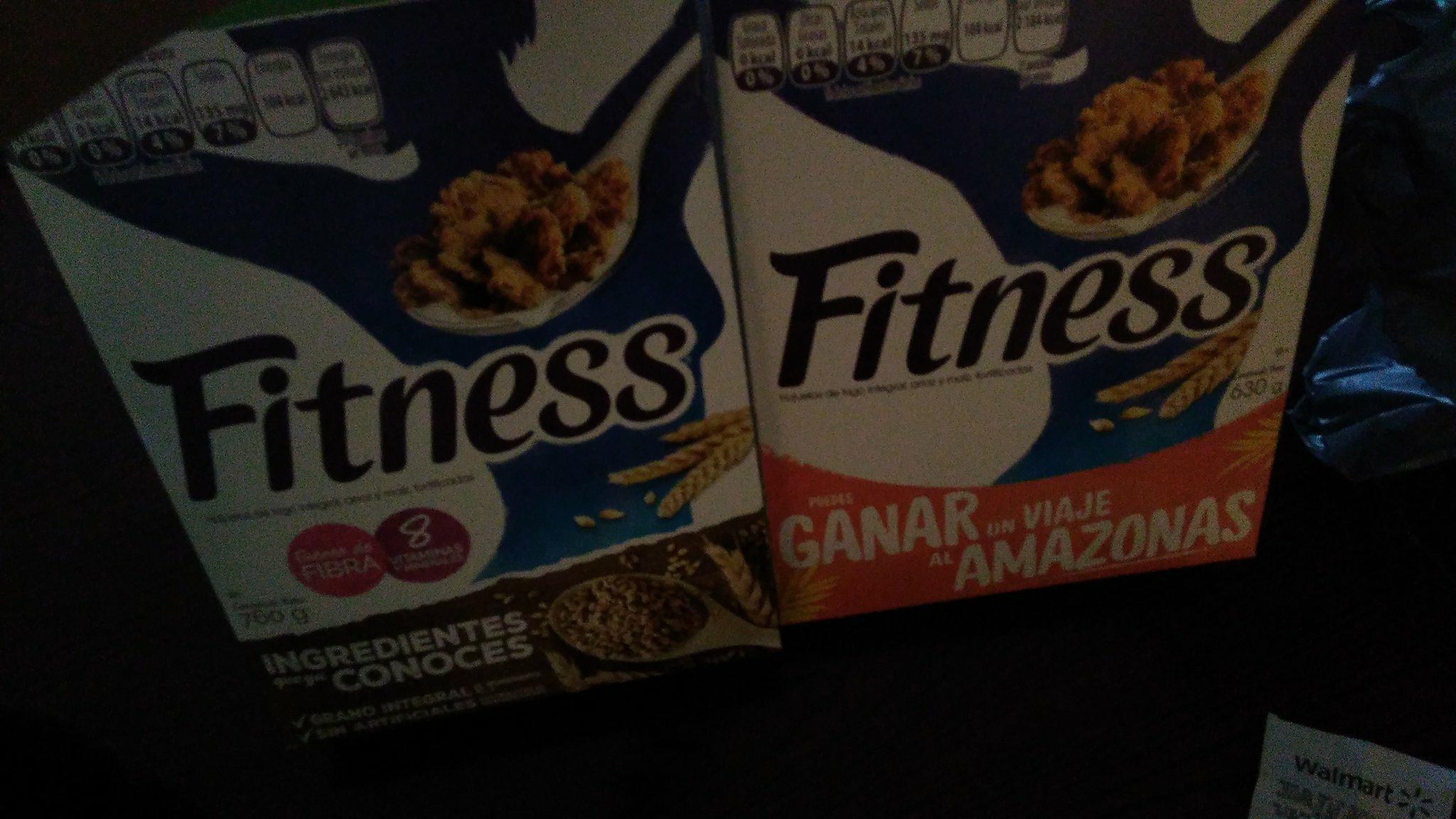 Walmart: Cereal fitness liquidación en $27 pesos de 760 grs