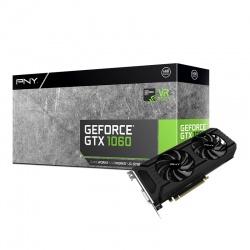 CyberPuerta: Tarjeta de Video PNY NVIDIA GeForce GTX 1060, 6GB 192-bit GDDR5, PCI Express 3.0 x16