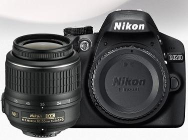 Hot Sale 2015 en Linio: Nikon D3200, hasta $5,864+envío con Paypal+Banamex