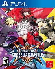 PlayStation: Beta ABIERTA BLAZBLUE CROSS TAG BATTLE