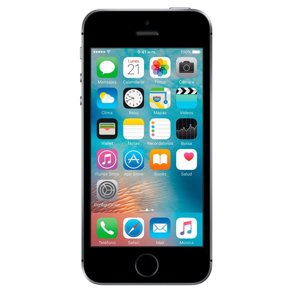 Elektra: iPhone SE de 16GB con cupón Mercadopago
