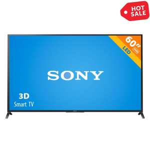 "Hot Sale en Walmart: TV Sony 60"" KDL60W850B $13,333 con Banamex"
