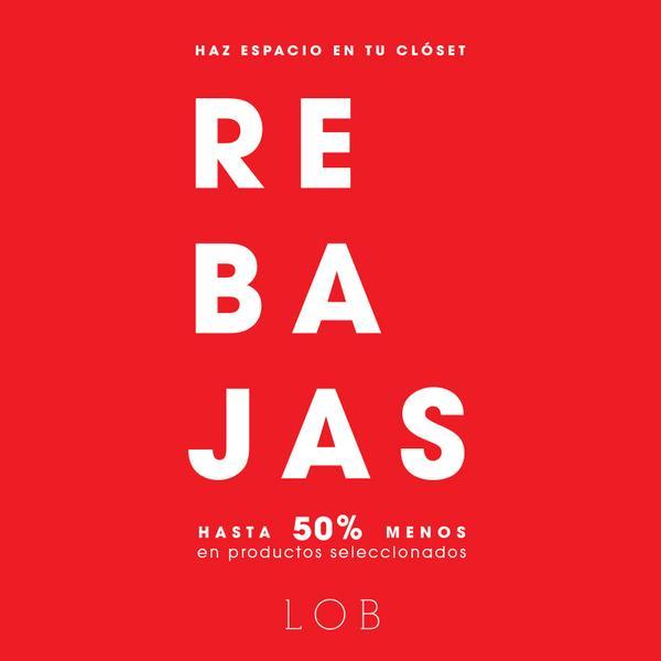 LOB: rebajas de verano 2015