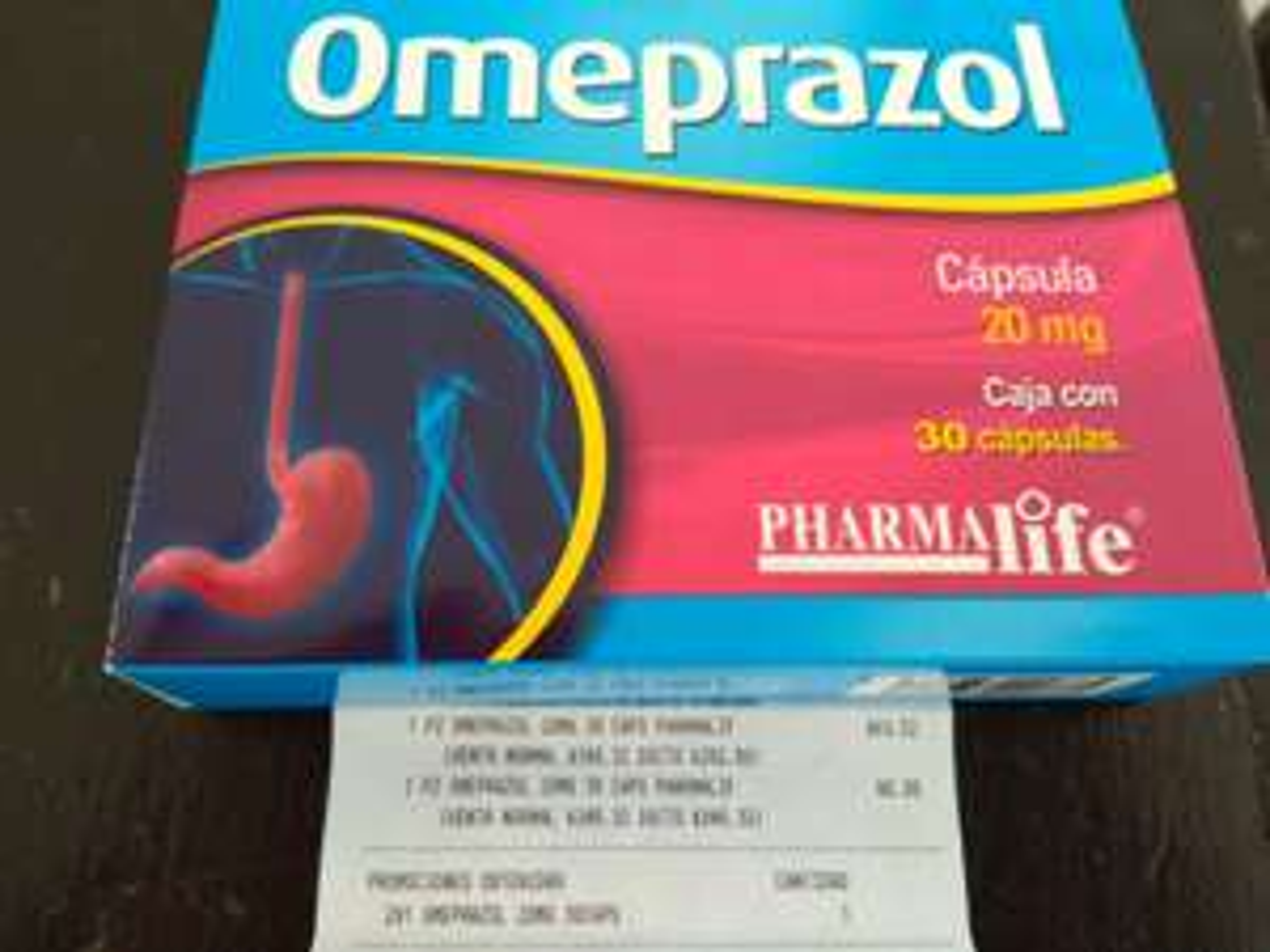 Omeprazol 2x1 Farmacias Guadalajara