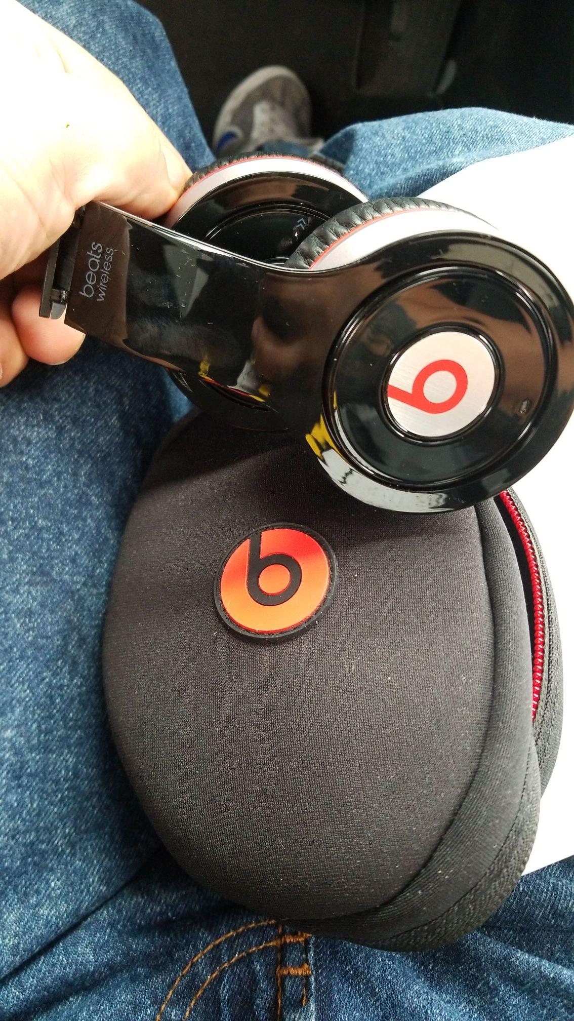 Mixup: Dr Dre wireless black