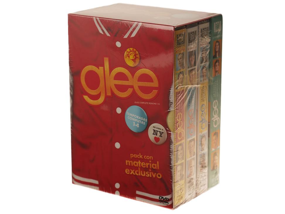 Glee Temporada 1 a 4 DVD 249