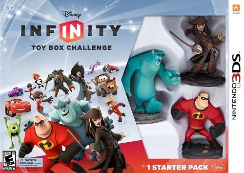 Best Buy: Disney Infinity Starter Pack 3DS $470 (regular $1,175)