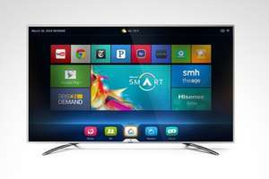 "Groupon: Pantalla Smart TV Hisense de 32"" $2,999"