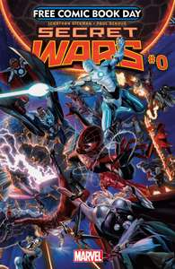 Comic Secret Wars #0 digital gratis