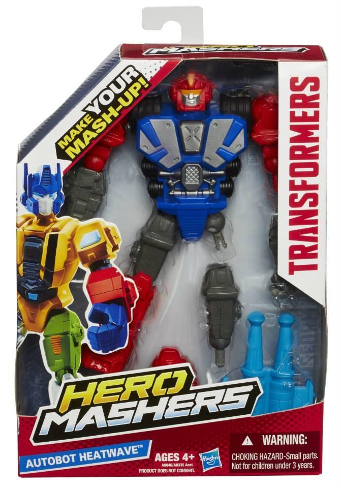 Walmart: Hero Mashers de transformers en $19