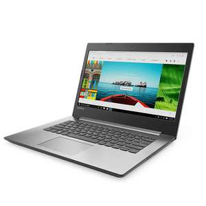 "OfficeMax: Laptop Lenovo 320 14"" 4GB 1TB Intel Core i5 Gris"