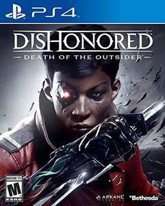 Amazon: Dishonored Death of the Outsider a $158
