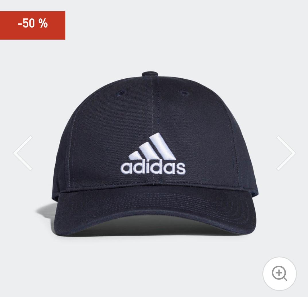 Adidas Outlet: +de 2000 productos agregados a Outlet   Ejemplo: gorra adidas clásica