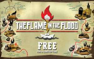 Humble Bundle: The Flame in the Flood GRATIS STEAM