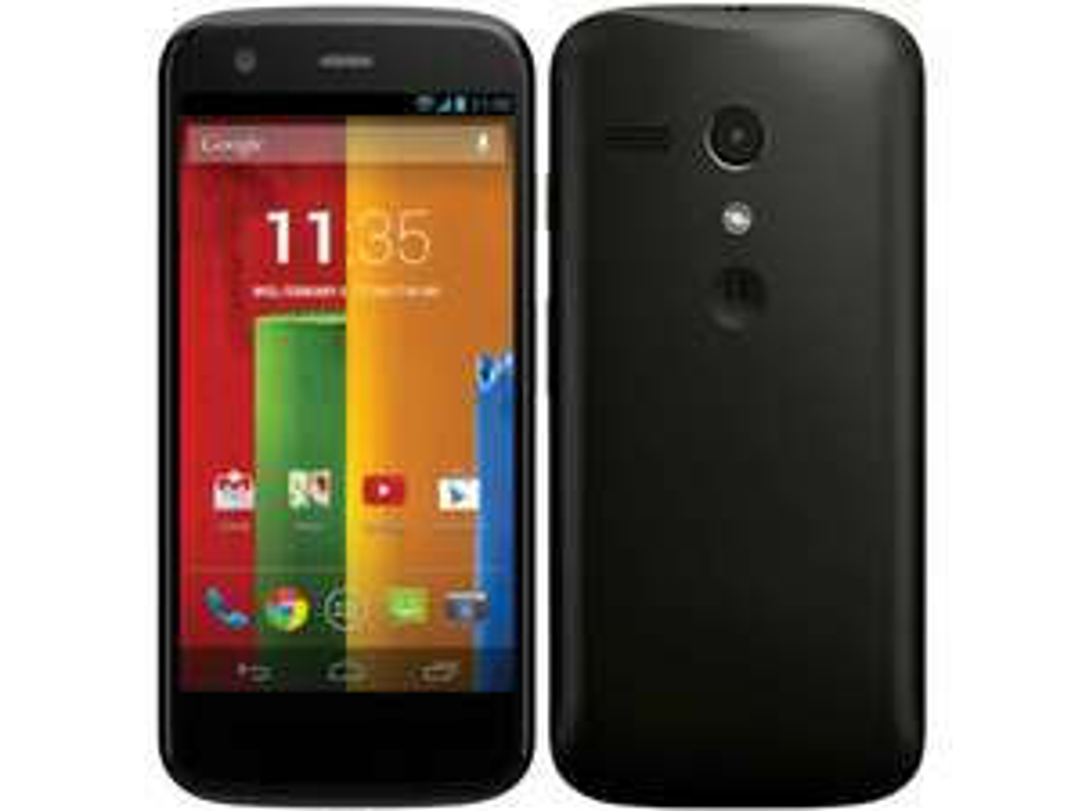 Liverpool: Motorola Moto G 2 Iusacell a $2,799
