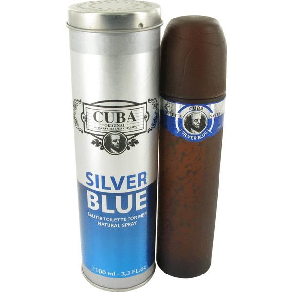 Linio: Cuba Silver Blue 100ml Descuento de $200 para Linio Plus + Pago con Banamex