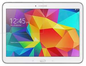 Liverpool: Tablet 10 Pulgadas Samsung Blanco Galaxy 4 a $3,199