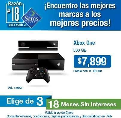 Sam's Club: Xbox One $7,799