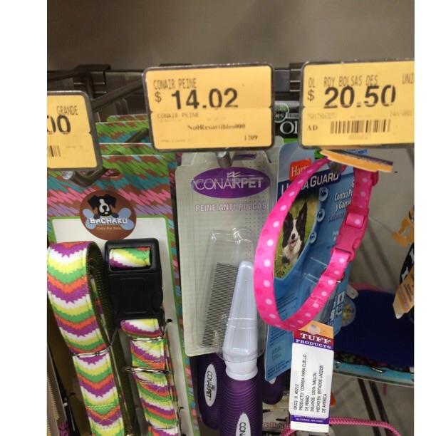 Superama: peine antipulgas para perro marca Conair a $14.02