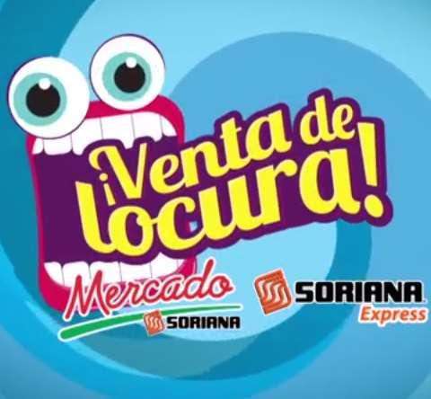 Venta de locura: Liquidación en Mercado Soriana y Soriana Express
