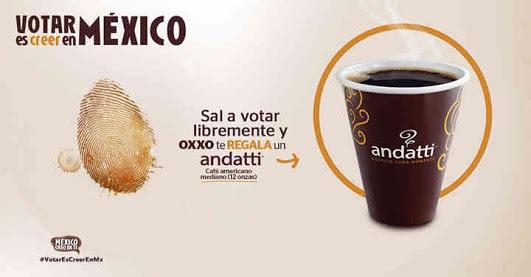"""Empresas que tienen promoción por """"salir a votar"""""""