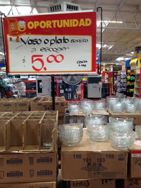 Walmart: plato sopero a $5