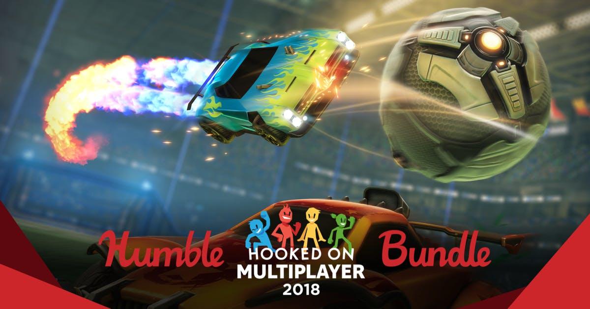 """Humble Bundle: """"Humble Hooked on Multiplayer 2018 Bundle"""""""