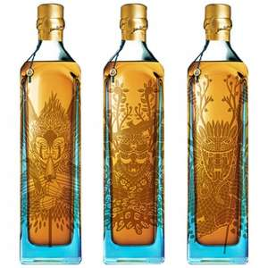Europea: Whi Blue Warriors Collection Pack 3 750 ml