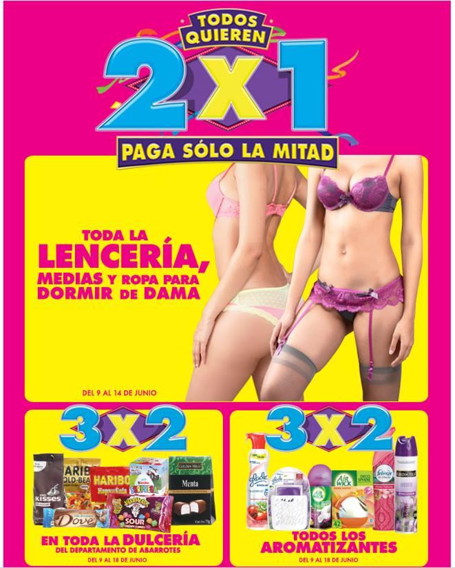 Primeras ofertas de Julio Regalado 2015 en La Comer