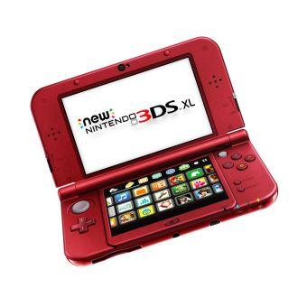 Linio: Consola New Nintendo 3DS XL a $3,599 (Cashback de $300 con HSBC)
