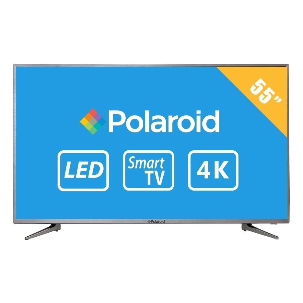Walmart:  Pantalla Polaroid 55 Pulgadas 4K Ultra HD Smart TV PTV55174KILED